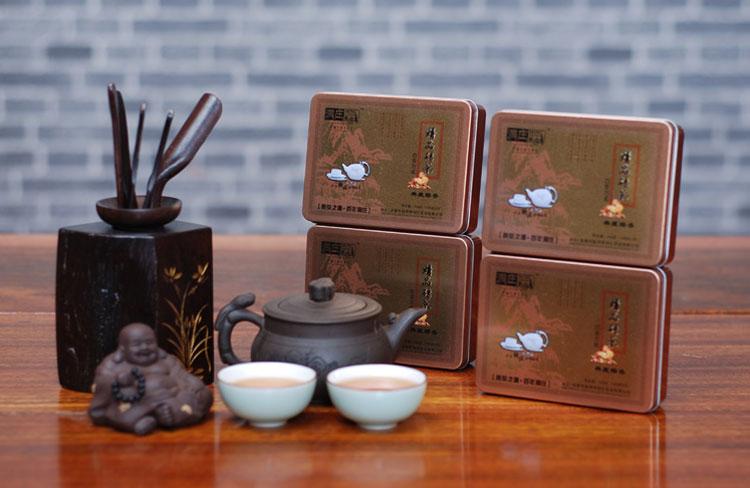 铁盒礼品茶